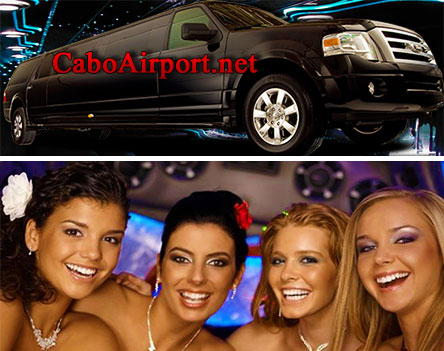 Cabo Limousine Service, Cabo Airport Transfers