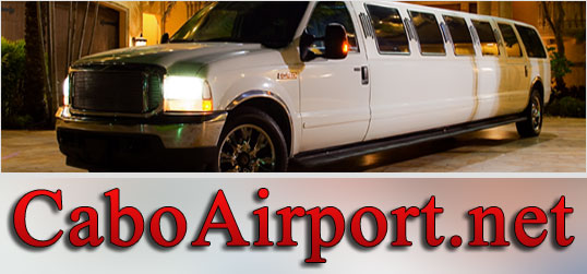 Cabo Airport Transportation, limo Cabo San Lucas, Los Cabos Limousine