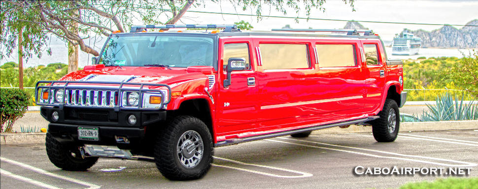 Cabo Limousine Service, Limo Cabo San Lucas, Los Cabos Limousine, Hummer Limo,